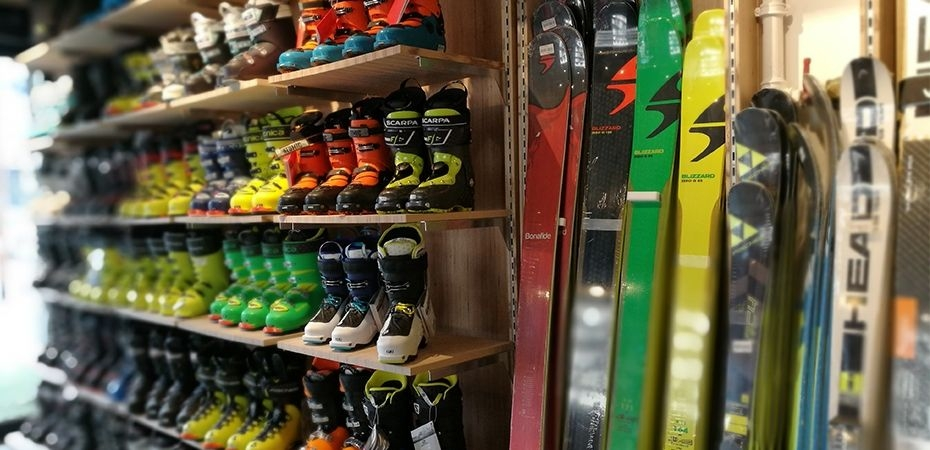 Choosing your ski boots