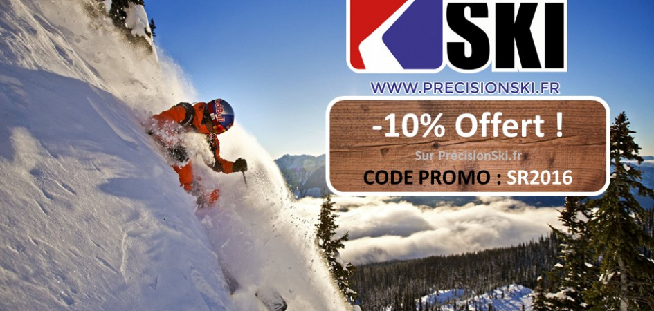Exclusive Offer: Get 10% discount on PrecisionSki.co.uk