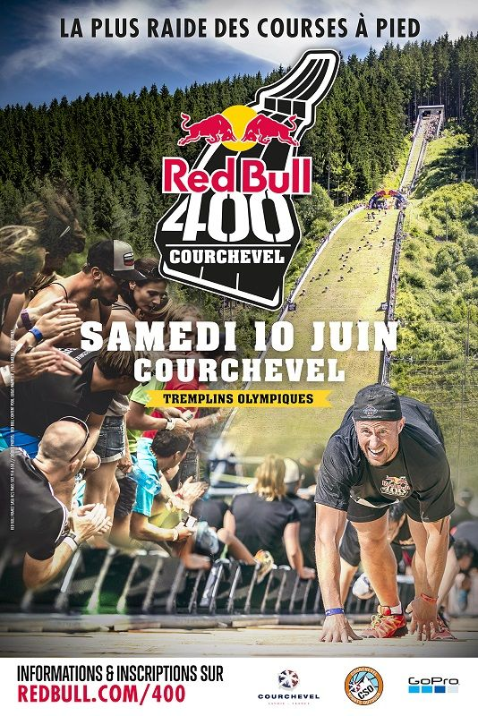 Red Bull 400 Courchevel 2017